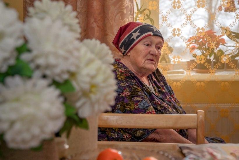"""Õnnelikud vanainimesed naudivad Imaveres omaette elu: """"Hooldekodu peaks olema üks võimalustest, mitte ainus valik meie elus!"""""""