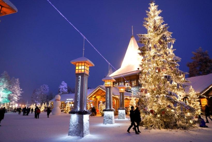 TOP 10: kuhu reisivad Eesti inimeste aasta lõpus?