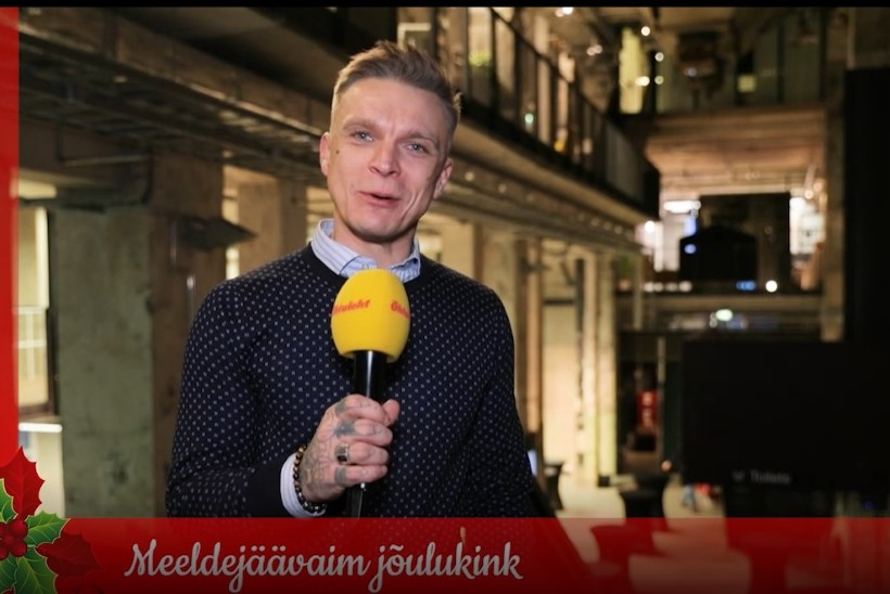 ÕL VIDEO | Tanel Padar paljastab, mis tekitab tema karmis rokkari hinges jõulutunde