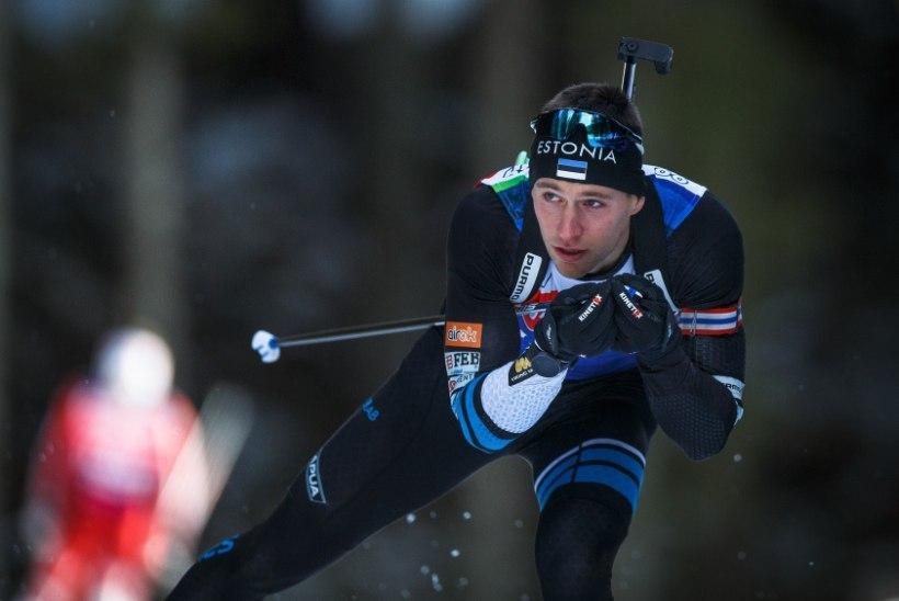 Kalev Ermits jõudis hoolimata seitsmest trahviringist MK-punktidele, Bö taas parim