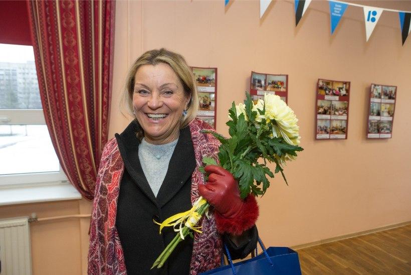 PALJU ÕNNE! Anne Veesaar sai vanaemaks: olen väga õnnelik!