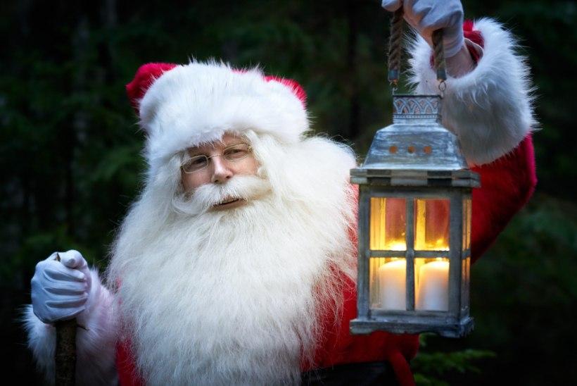 Jõulutaat on meie poole teel!