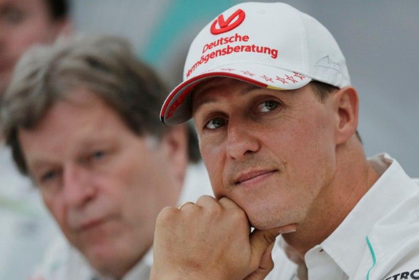 Mercedese boss tänas Schumacherit ja andis huvitava vihje