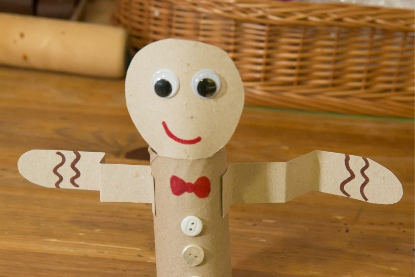 Kuidas meisterdada papist piparkoogimehikest?