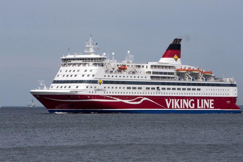 Politsei: jutt, et Viking Line'i pardal olid terroristid, on vale