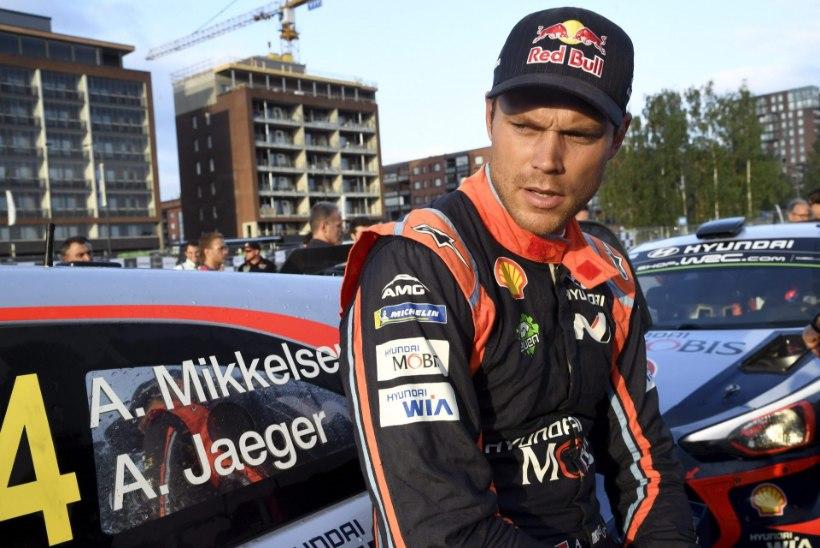Hyundai rallitiimi pealik kritiseeris norralast: ta teeb täispika hooaja, sest austame varasemat kokkulepet