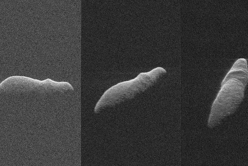 KOSMOSEKÜLALINE: jõulude eel möödus Maast potentsiaalselt ohtlik asteroid