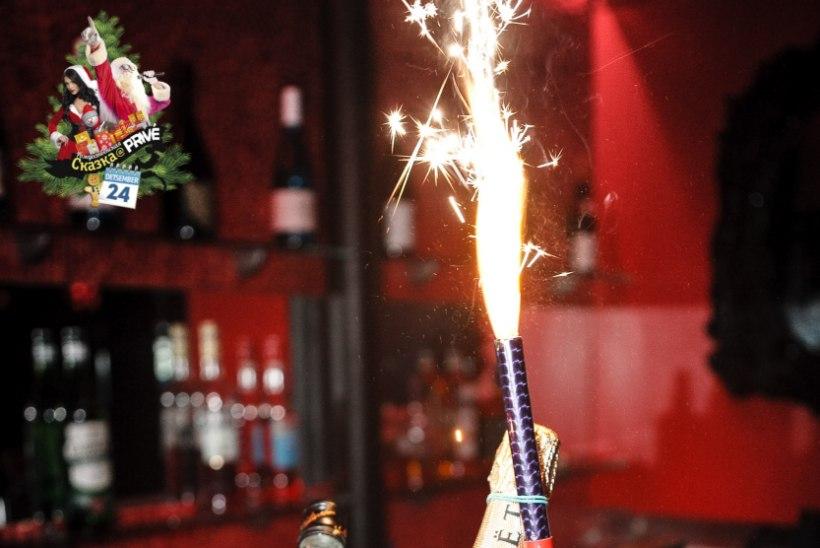 """Галерея: смотрите, как прошла """"Рождественская сказка"""" в клубе Privé"""