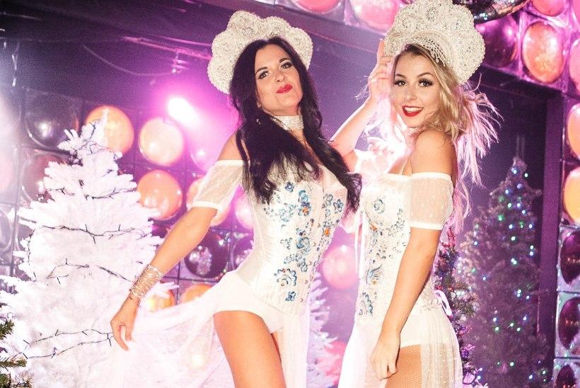 PEOGALERII | Linna seksikaim jõulupidu Jõulu Skazka tõi kokku rekordarvu külalisi