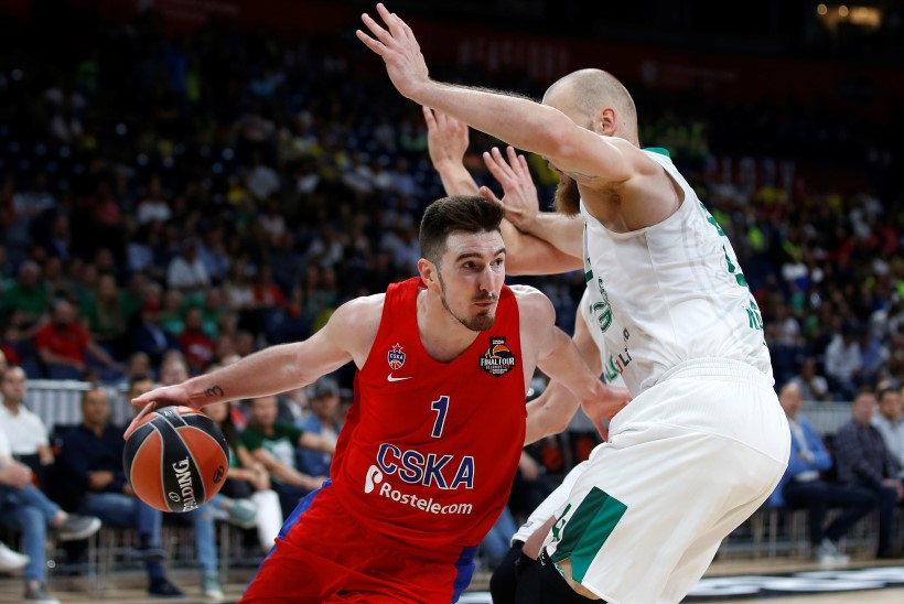 Ülitäpse käega Euroopa korvpalliäss teeb NBA staaridele silmad ette