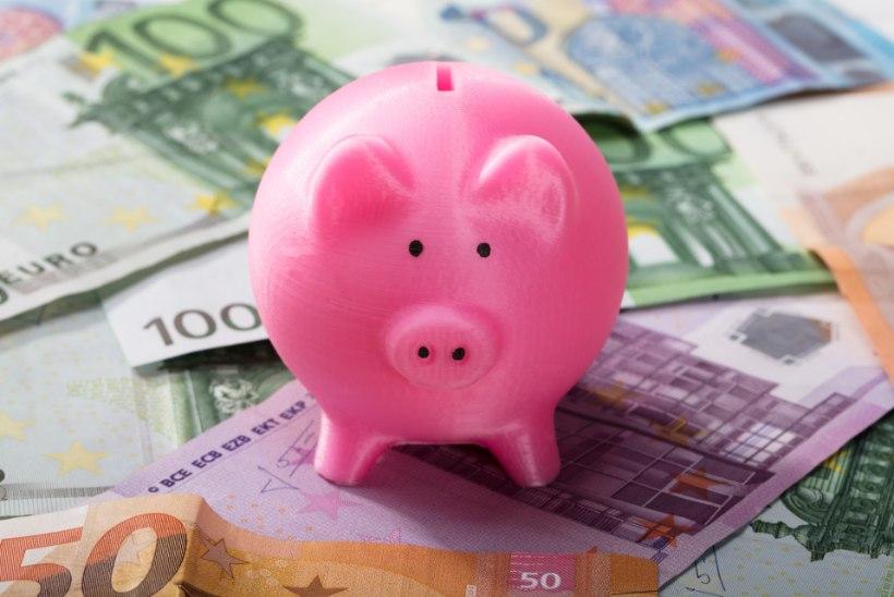 POLE PAHA: Soome keskmine pension on 1610 eurot kuus