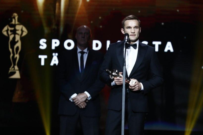 Tänak - Järveoja valiti aasta võistkonnaks. Järveoja tänukõnes: tehke sporti ja käige saunas
