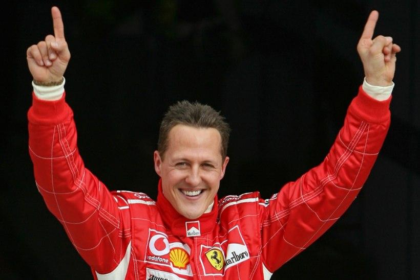 Ferrari tähistab Schumacheri 50. sünnipäeva