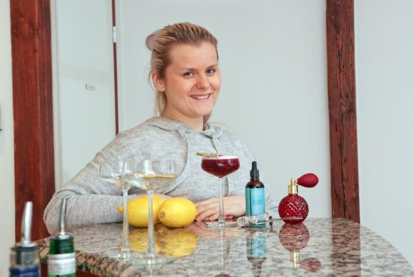 Maailma parim kokteilimeister on eestlanna, kes ise alkoholi ei joo