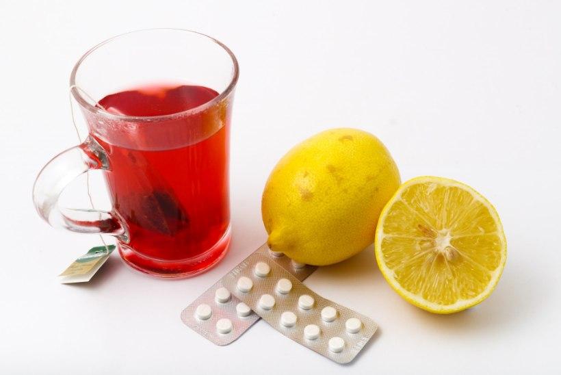 Grippi haigestumine mitmekordistus nädalaga