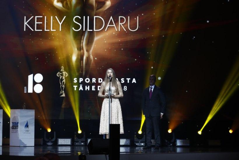 Aasta noorsportlaseks valiti taas Kelly Sildaru