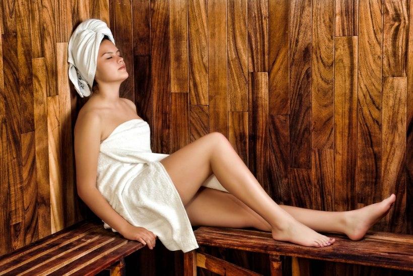 Kas saunas käimine aitab kaalust alla võtta?