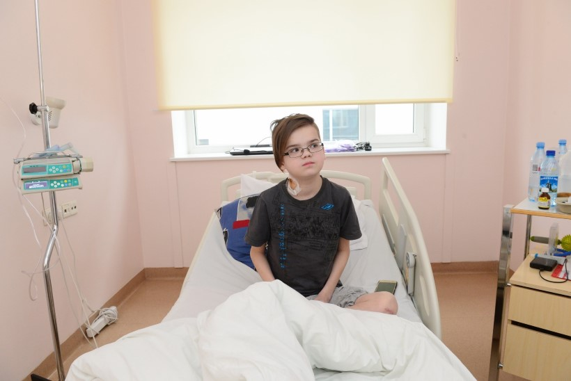 Suri Eesti esimene siirdkopsudega laps