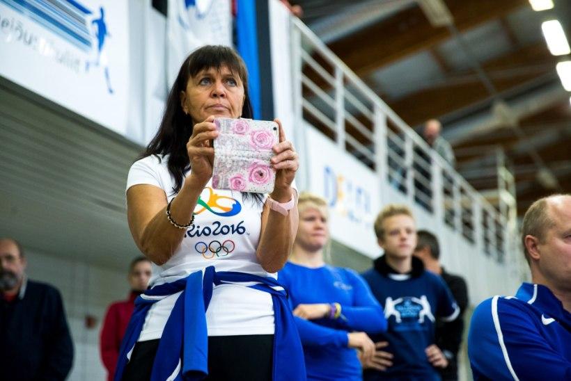 Nördinud Helen Nelis-Naukas sporditähtede galast: rahva lemmik tuleb valida eraldi, edaspidi boikoteerin seda üritust