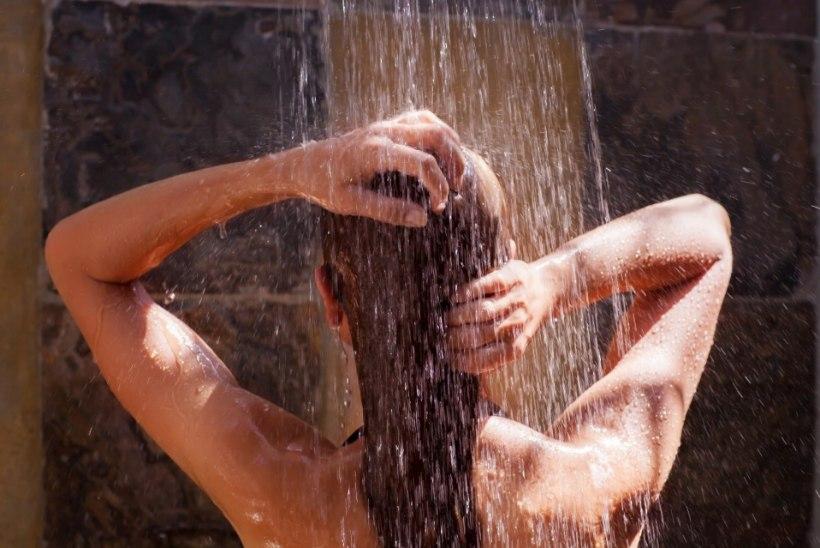 LIHTNE NIPP: 30 sekundit igapäevast külma dušši hoiab tõved eemal
