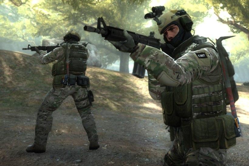 """""""Counter-Strike'i"""" viimane uuendus annab veteranidele medalid"""