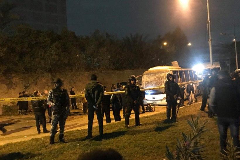Egiptuse politsei tappis 40 äärmuslast