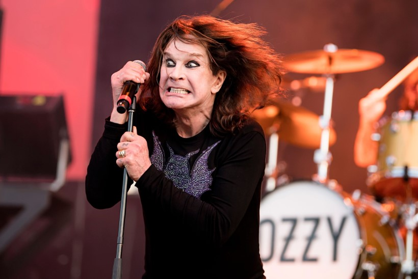 Ozzy Osbourne'i pole tapnud konjak, kokaiin ega marutõbi