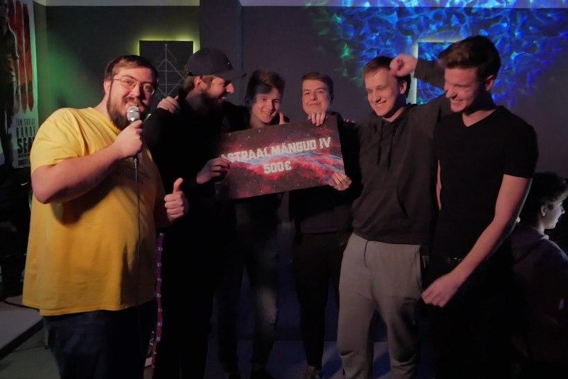 VIDEOD | Astraalmängud VI turniiri võitis meeskond XGR