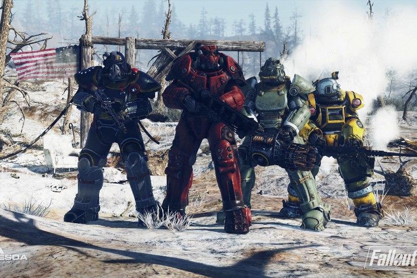 """""""Fallout 76"""" homofoobsed mängijad said eluaegse mängukeelu"""