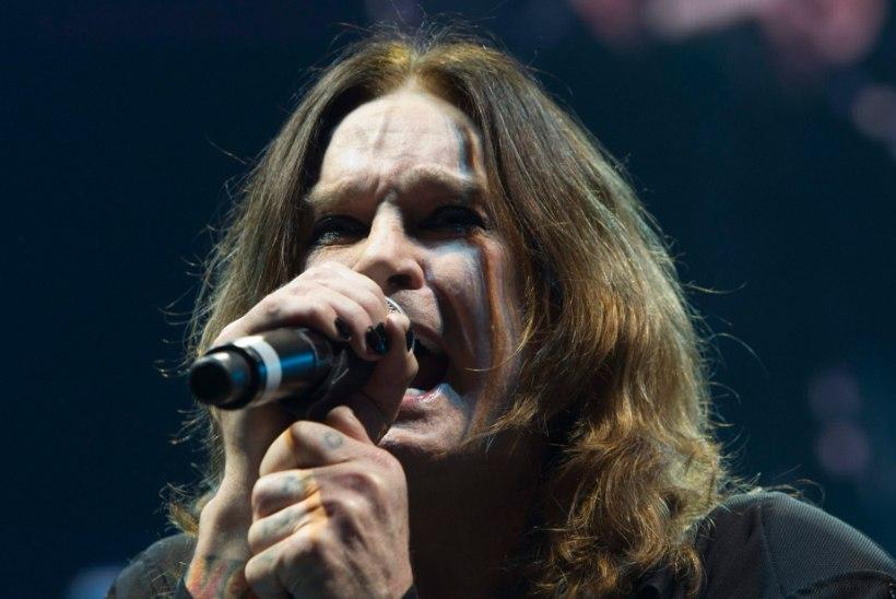 Ozzy Osbourne 70! Maniküür oleks juubilari äärepealt tapnud