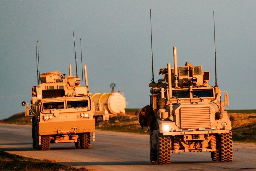 USA komandörid soovivad oma relvad kurdidele jätta