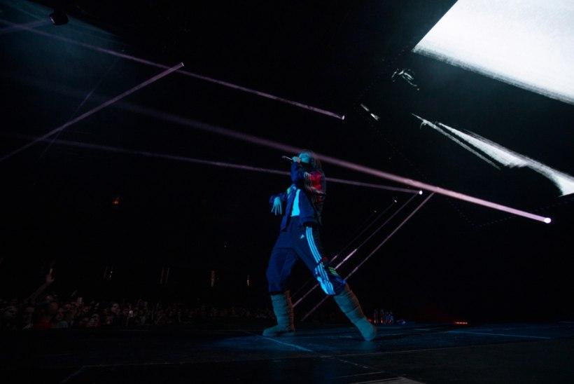 GALERII | Tommy Cashi kontsert pani nõrganärvilised proovile