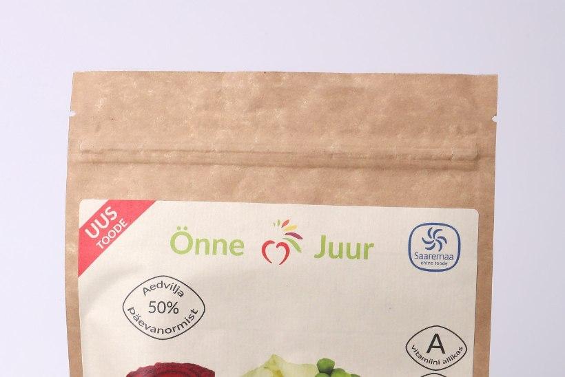 NAISTELEHE TEST: kuidas krõmpsub juurviljakrõps?
