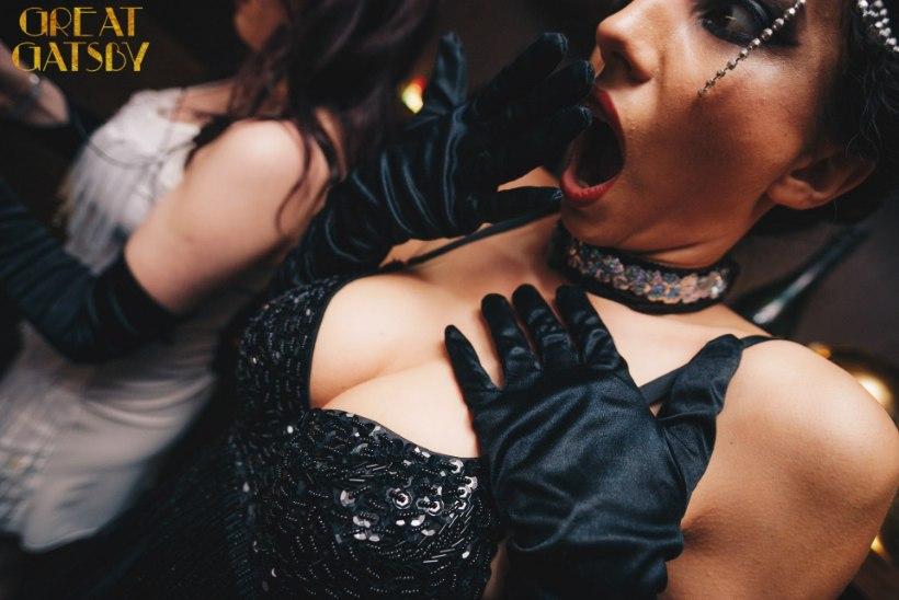 PEOGALERII | Aastalõpu säravaim pidu - Great Gatsby Klubis Teater