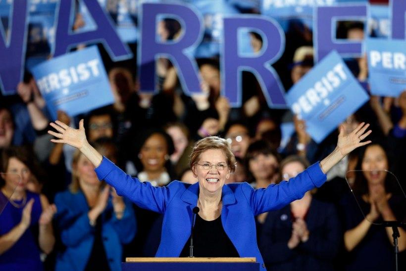 Esimene demokraat teatas, et valmistub 2020. aasta USA presidendivalimisteks