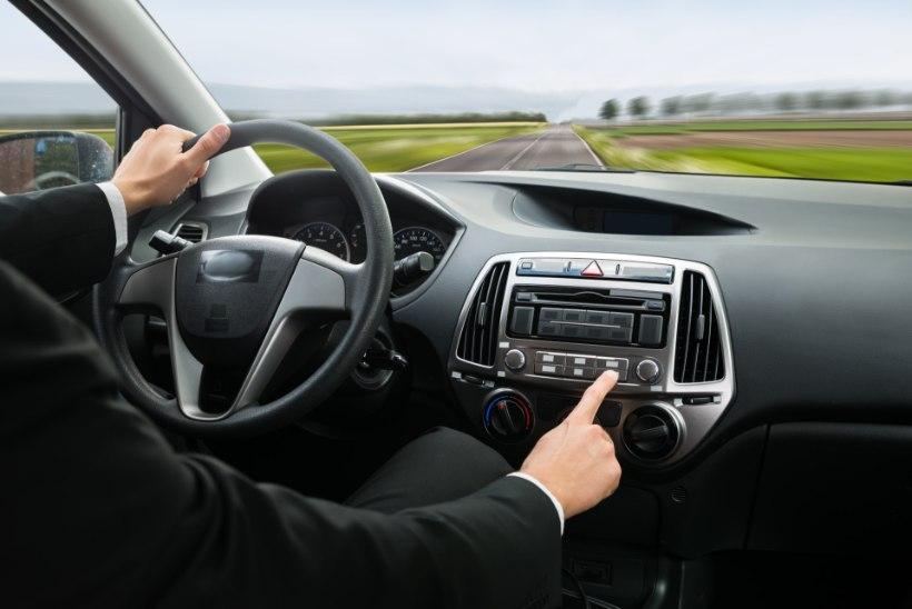 Uuring: roolis kuulatav muusika avaldab mõju sohvri juhtimisstiilile