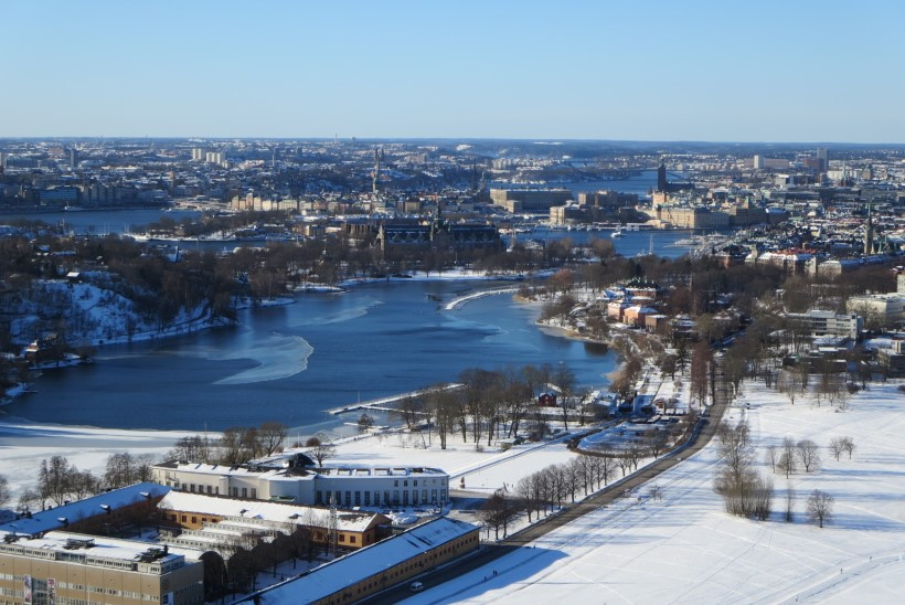 VENE OHT? Stockholmi teletorn jääb avalikkusele suletuks