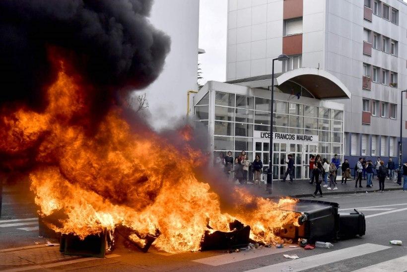 VIIMAKS OMETI: Prantsuse võimud andsid protestijatele alla!
