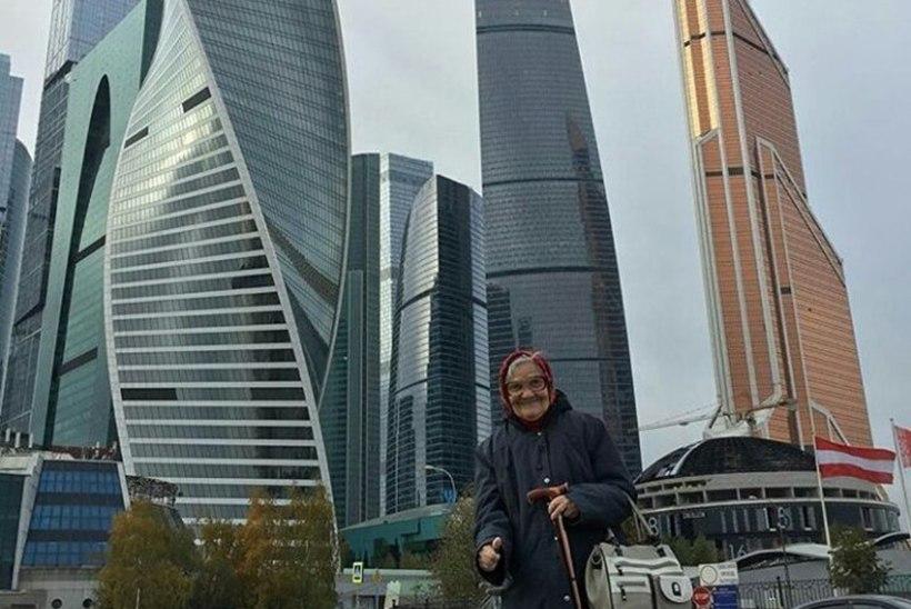 """91aastane reisisellist Vene memm: """"Reisige surmani. Hauda ju raha kaasa ei võta!"""""""