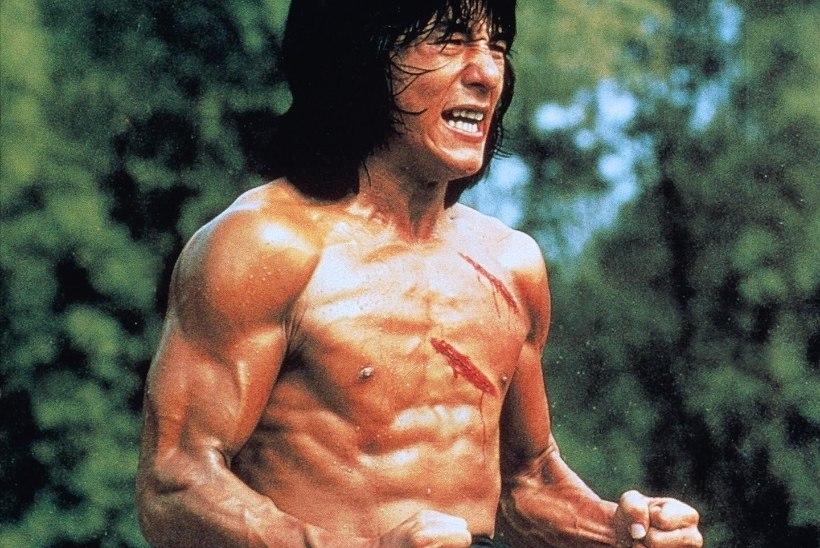 """Jackie Chan: """"Olen olnud täielik tõbras."""""""