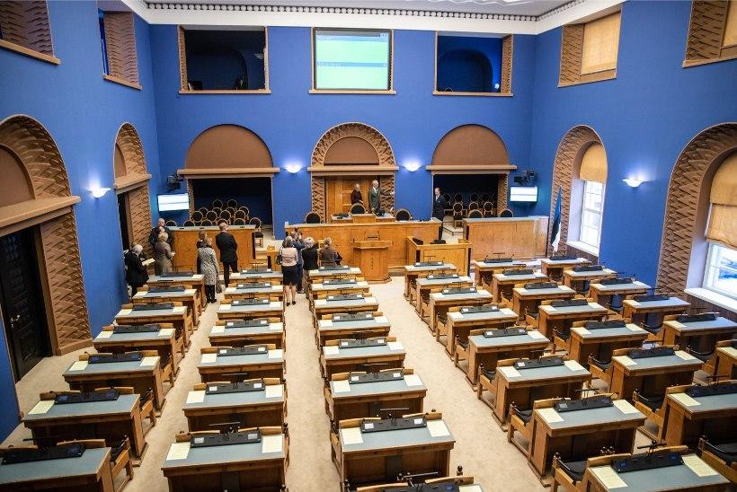 Не хватило 1 голоса: в Рийгикогу почти приняли план перевести все образование на эстонский