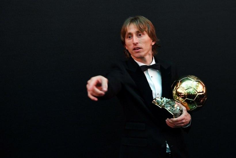 SÕJATANDRILT MAAILMA TIPPU! Raskused ületanud Modric lõpetas Messi ja Ronaldo valitsusaja