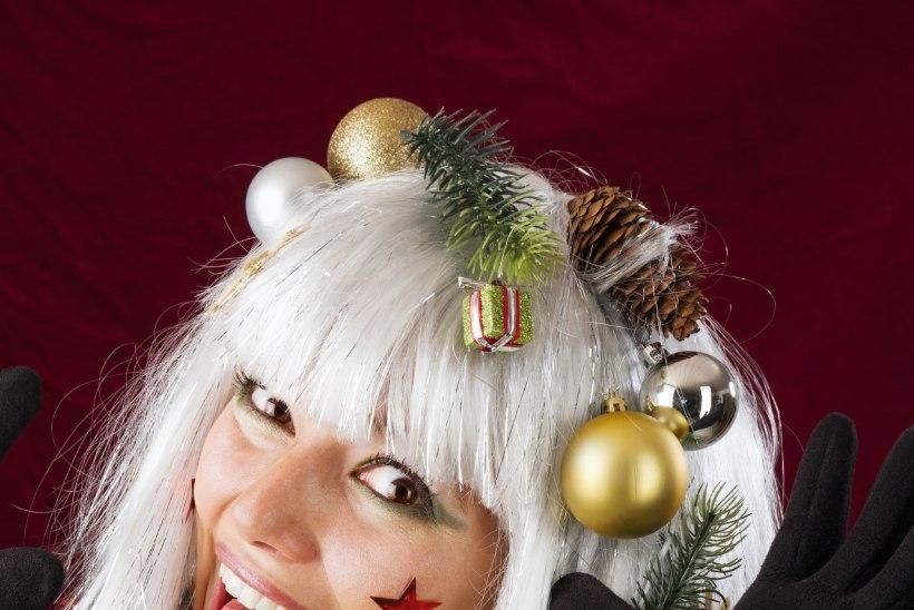 Jõuludeni on jäänud kaks nädalat! Kaks nädalat! Mida teha?!
