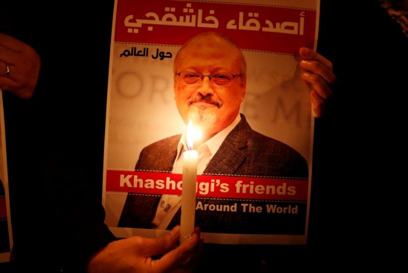 """""""Peab ikka tahtlikult pime olema, et mitte jõuda järeldusele, et Khashoggi mõrva tellis kroonprints!"""""""