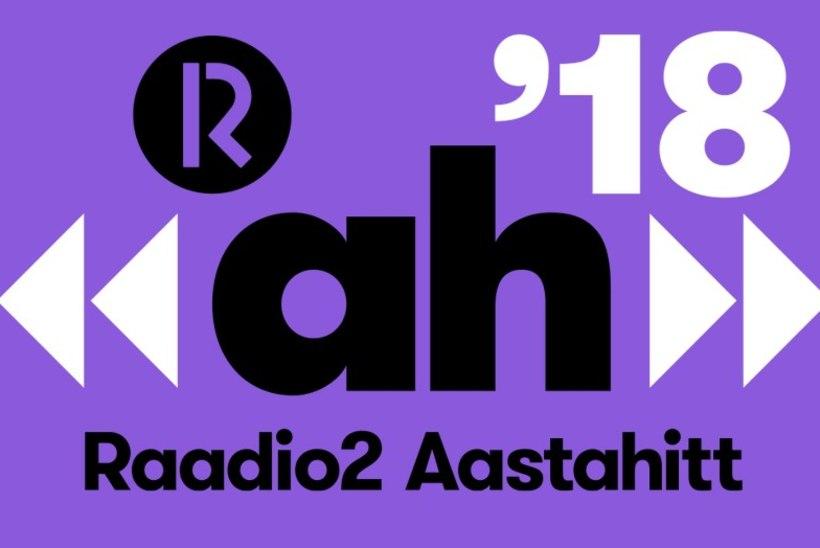 Raadio 2 kuulutas välja Aastahiti hääletuse