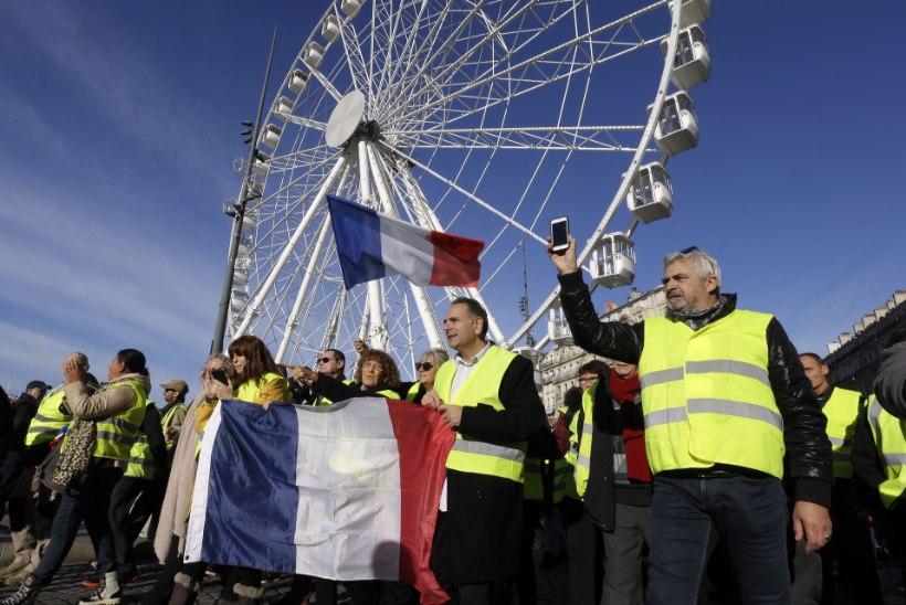 SOTSIOLOOG: protestid Prantsusmaal on alles algus ja võivad levida mujale