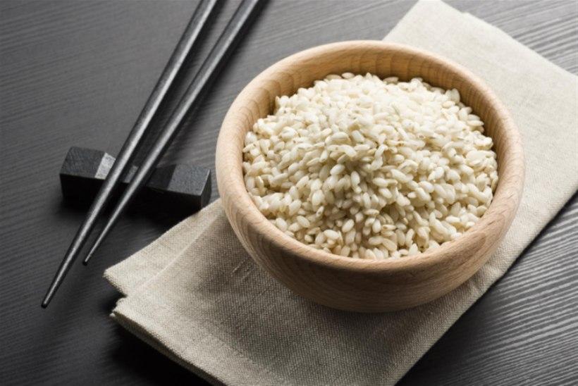 Söö riisi arseeniohu tõttu enda riisikol