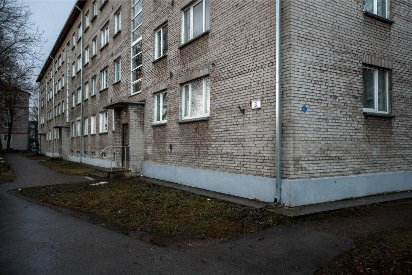 FOTOD SÜNDMUSPAIGAST | Tallinnas tuli järjekordse gaasilekke tõttu kolm inimest haiglasse viia