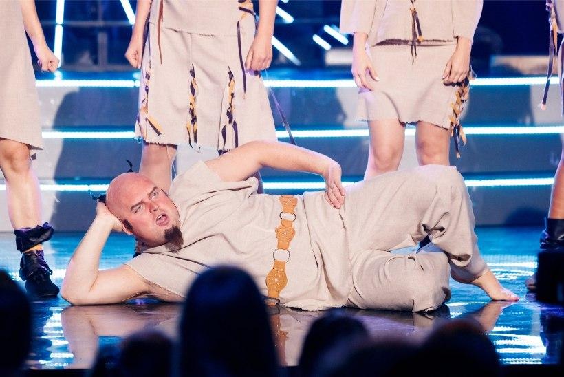 """Andres Puusepp näosaates kaasa tegemisest: """"Harjutasime Otiga nädalaid, et puujalad kuidagi tantsima saada!"""""""