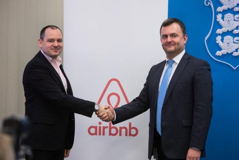 Эстония и Airbnb подписали соглашение о подоходном налоге для хозяев жилья